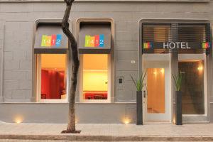 1412 Hotel Boutique en el Rosario, Argentina.
